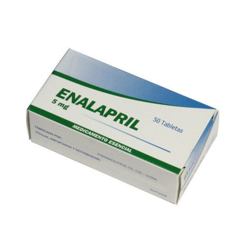 Enalapril Maleate Tablets 5mg, 10mg, 20mg Oral Medications