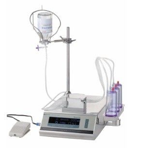 Sterility Test High Pressure Peristaltic Pump Pharmaceutical Test Equipment