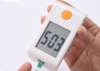 Automatically Test Electronic Medical Equipment Blood Glucose Monitoring Devices