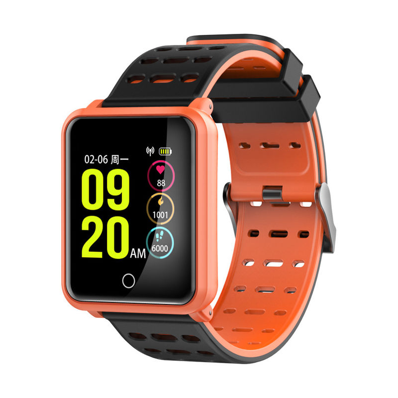 fashion touch screen smartwatch wristband U8 sport mobile smart watch for android ios