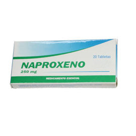 Mundmedikationen Naproxen-Tablets 250mg 500mg für rheumatoide Arthritis